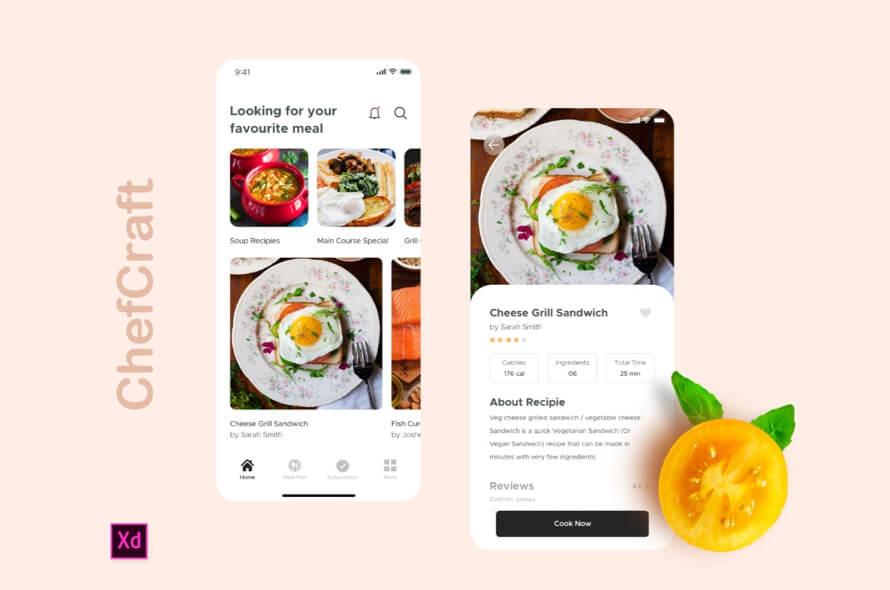 Chef Craft App Free