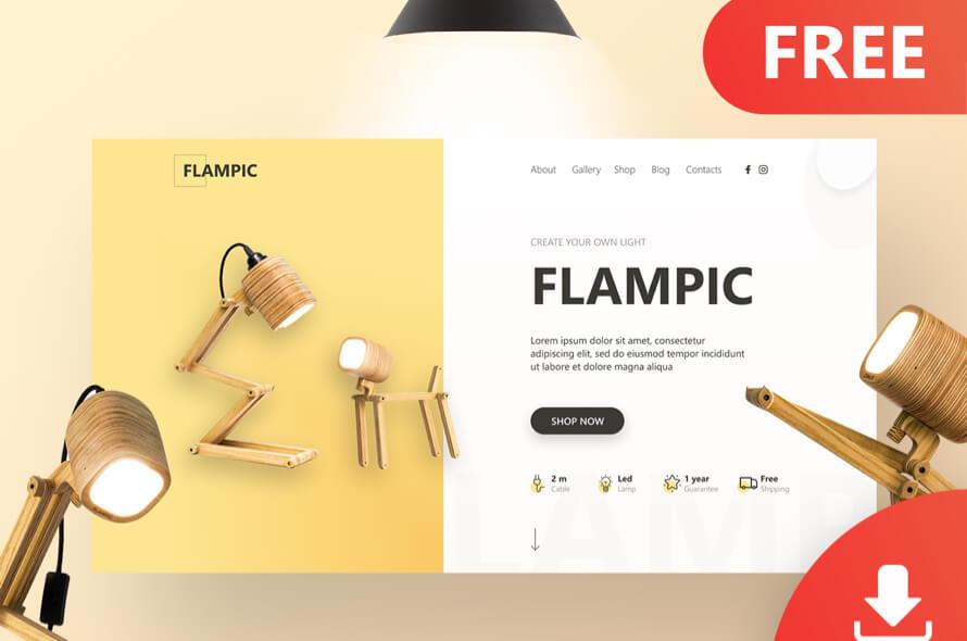 Flampic Website Free