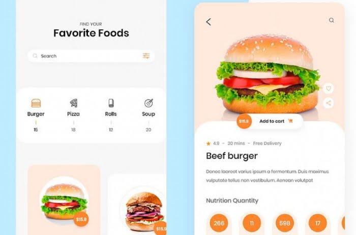 Food Exploration App Free