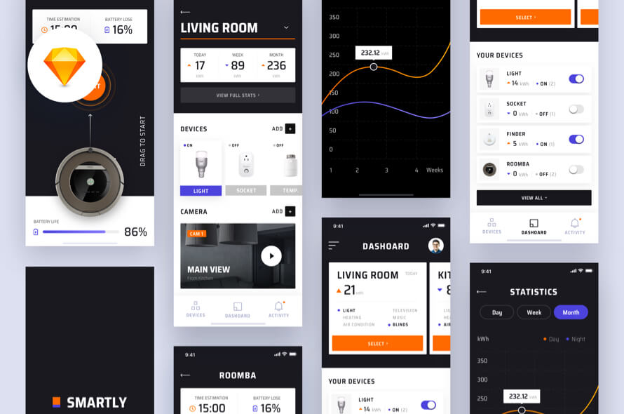 Luna Smart Home App Free