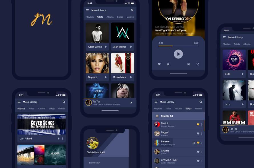 Minty Music App Free