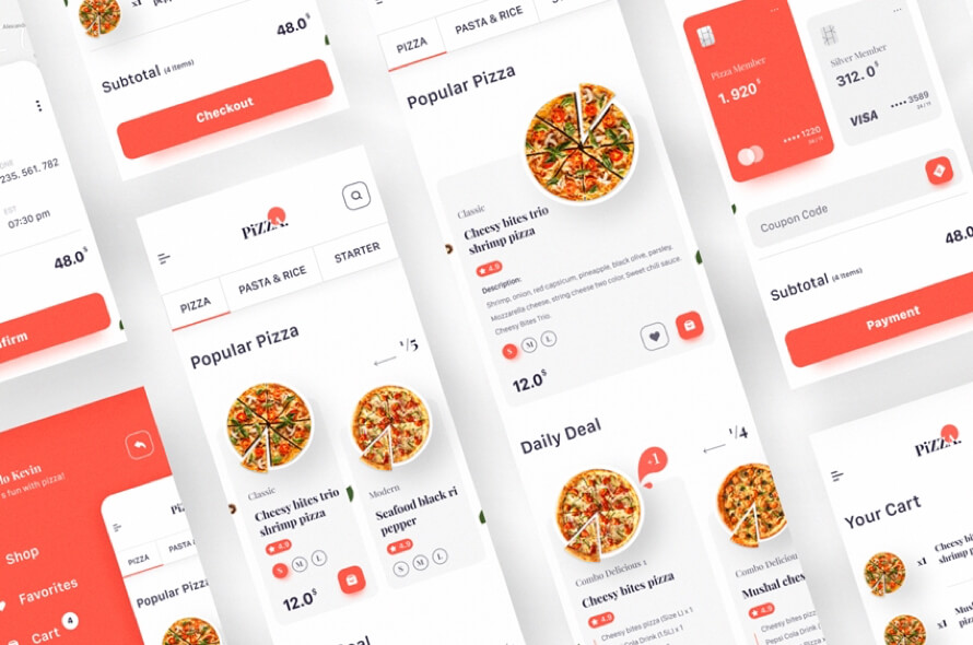 Pizza Store Online App Free