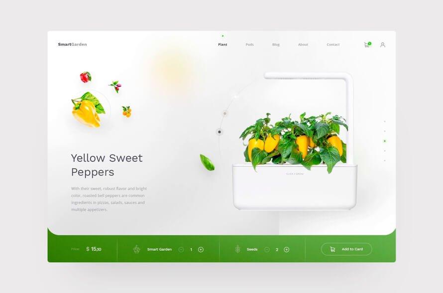 Smart Garden Web Free