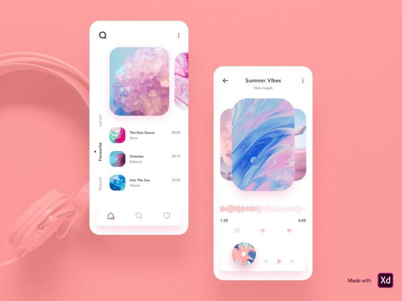 Q-Music App Free