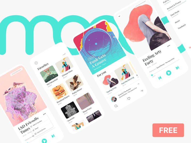 Mood Music App Free