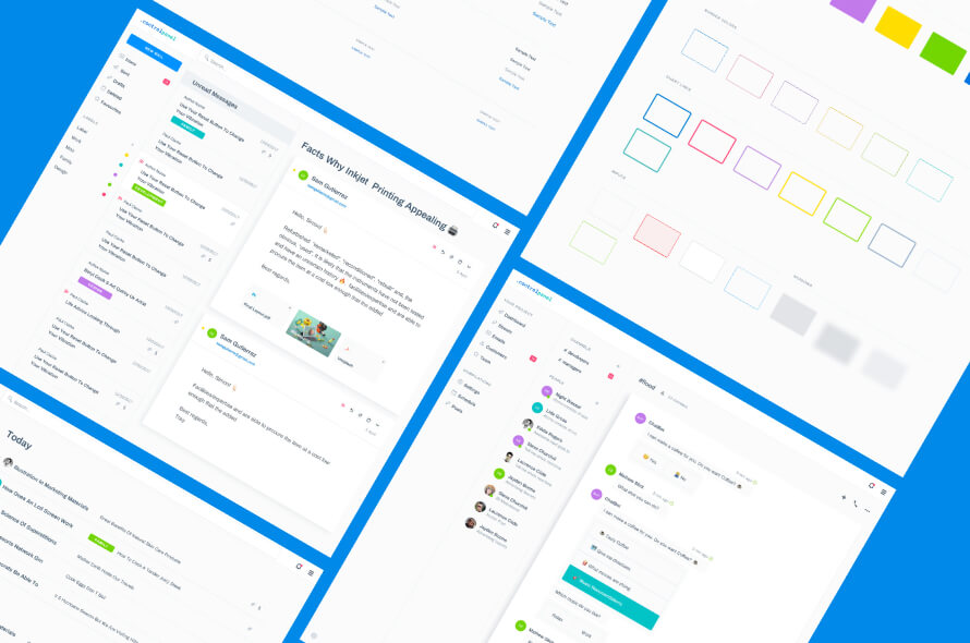 Free Design System Explorations