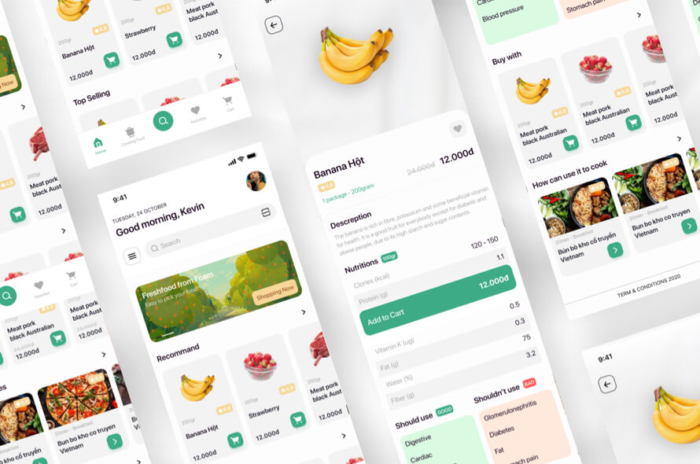Grocery Shopping App Free