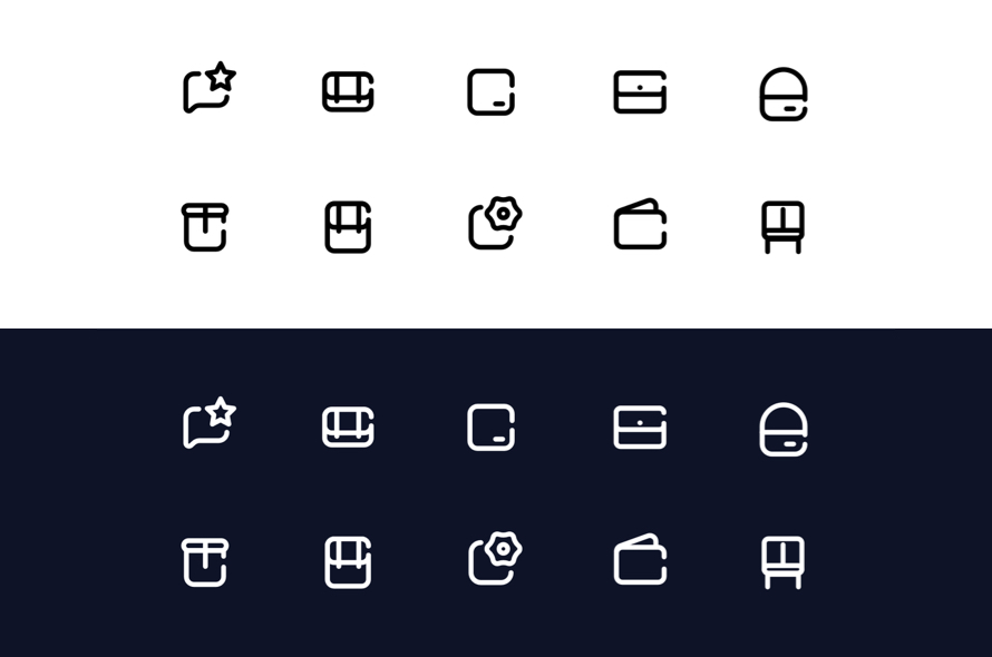 Oliobags Icons Free
