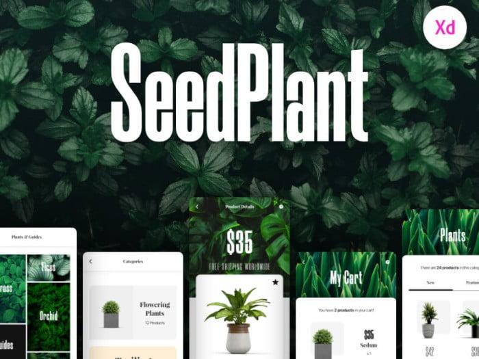 SeedPlant Ecommerce App Free