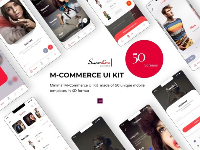 Superstore Ecommerce App Free