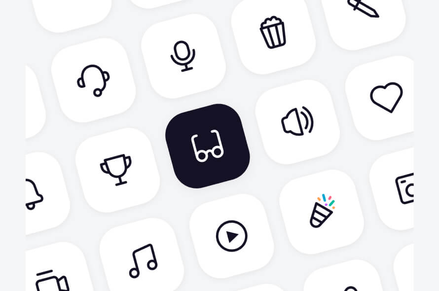 126 Line Sketch Icons Free