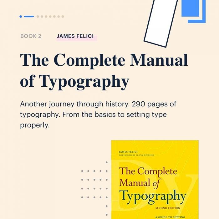 8 books to learn typography 02 - UI Freebies