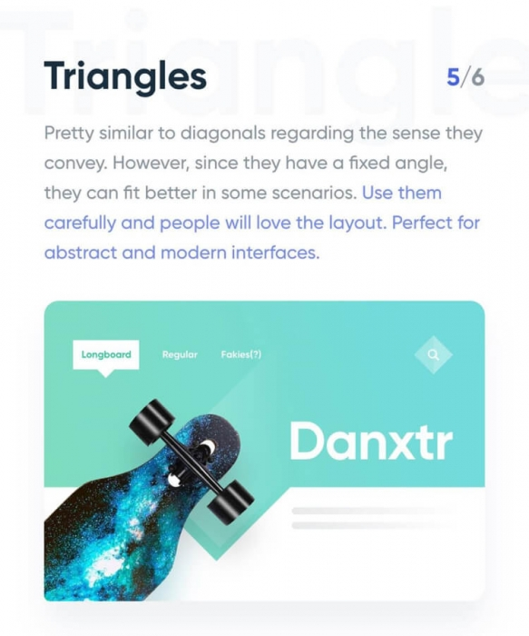 How to Use Shapes in UI Design - UI Freebies