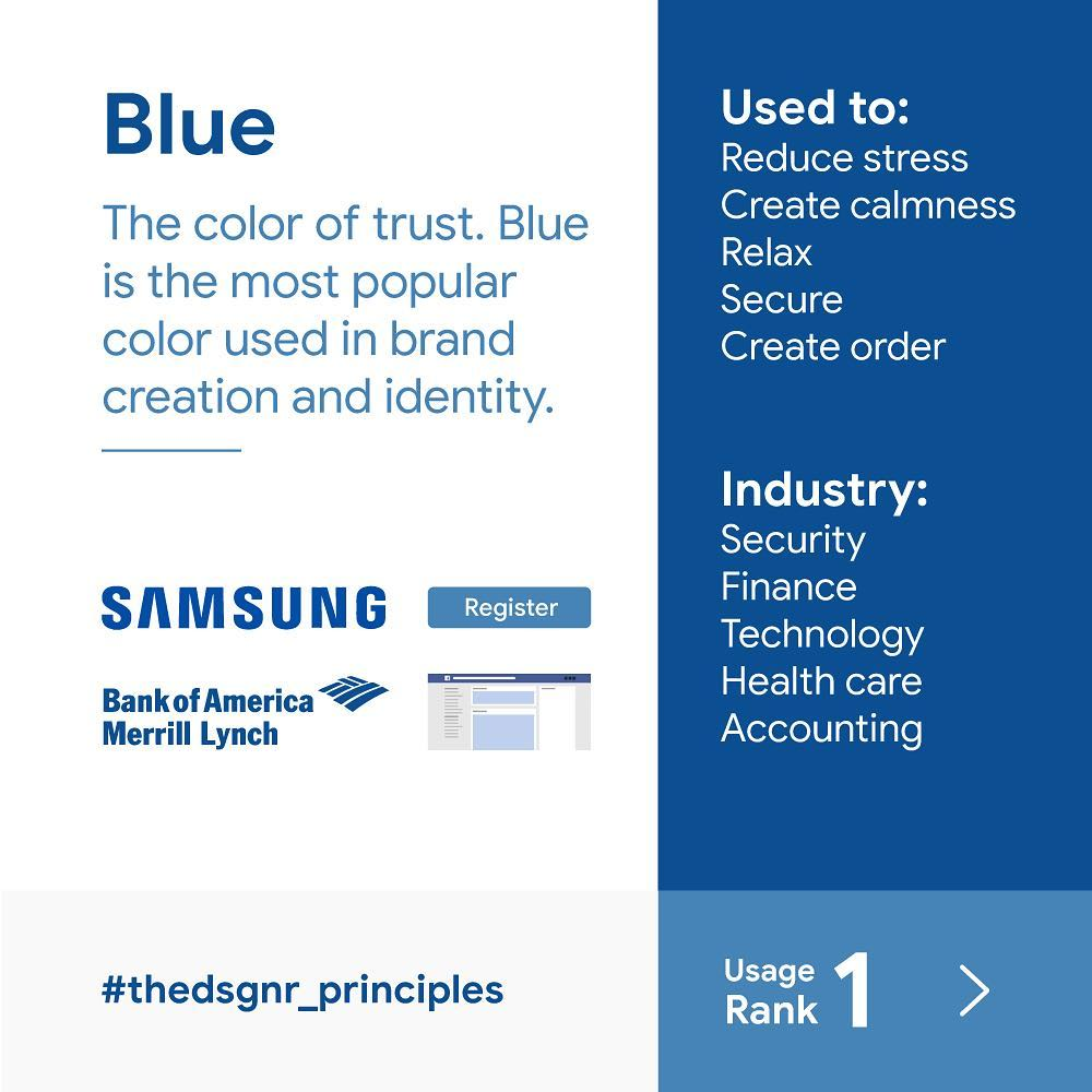 The Psychology of Color in Design 01 - UI Freebies