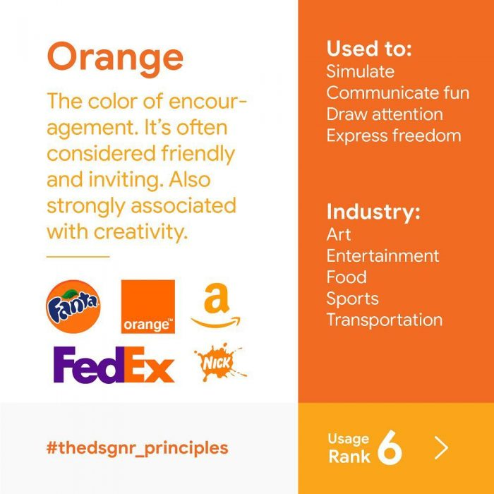 The Psychology of Color in Design 06 - UI Freebies