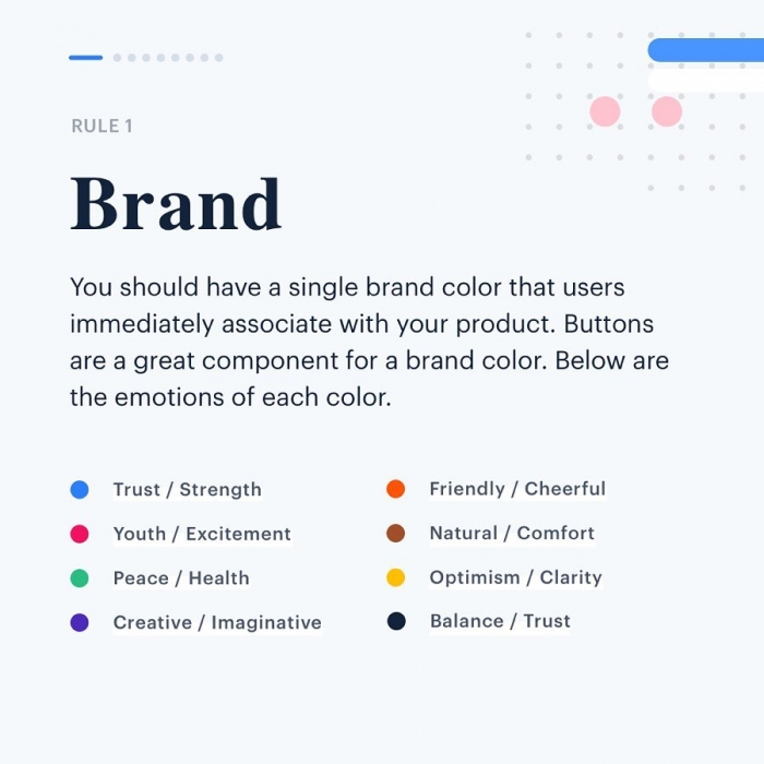 ui design color rules 1 - UI Freebies