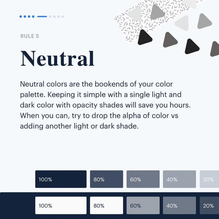 ui design color rules 5 - UI Freebies