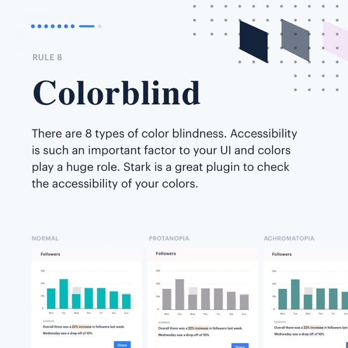 ui design color rules 8 - UI Freebies