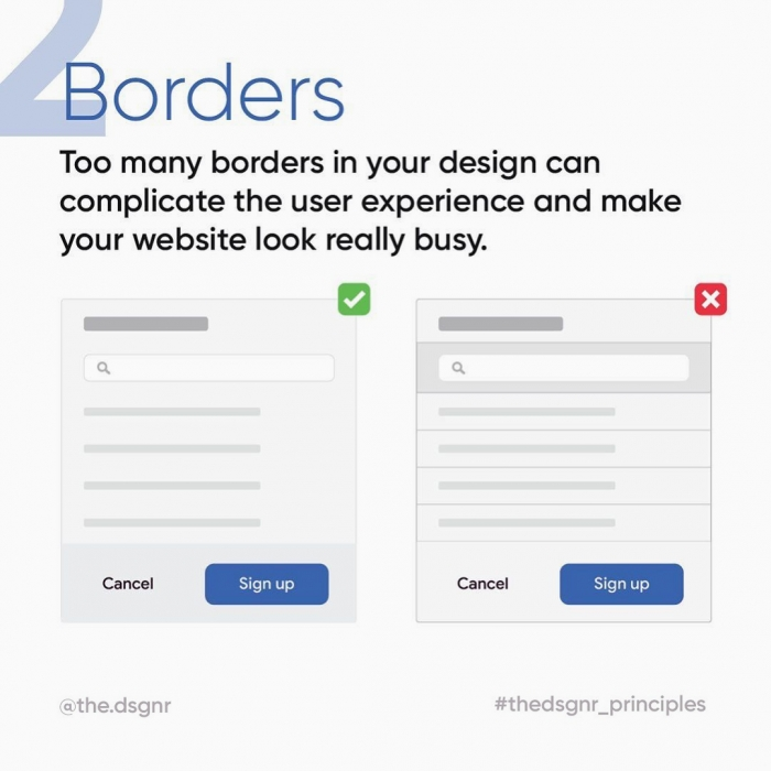 ui design tips 2 - UI Freebies
