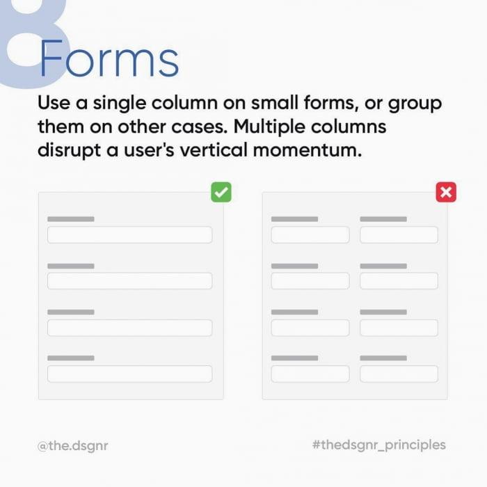 ui design tips 8 - UI Freebies