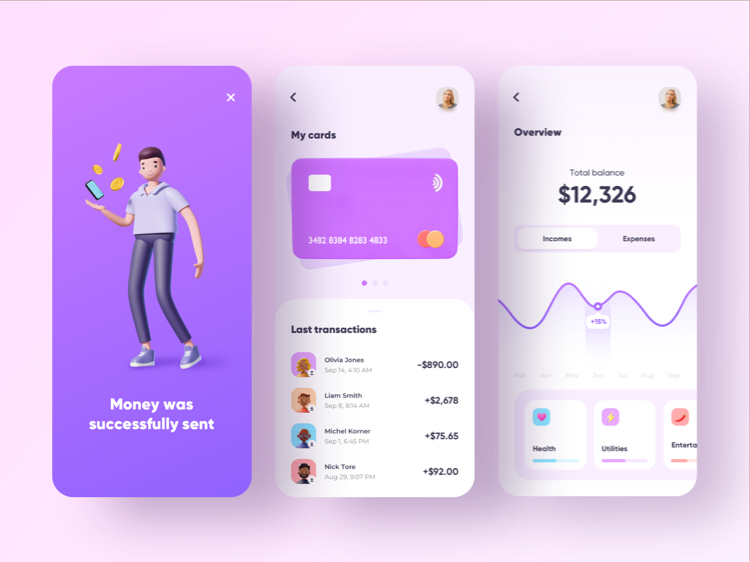 Top UI Design for Your Inspiration 2 04 - UI Freebies