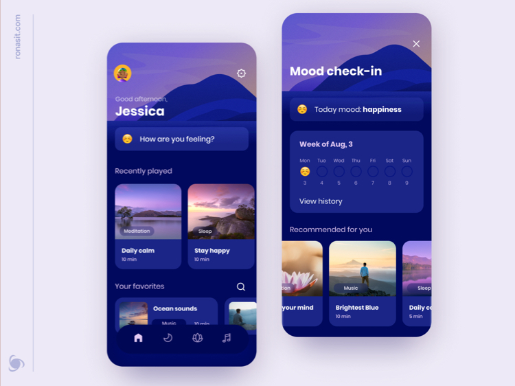 Top UI Design for Your Inspiration 2 07 - UI Freebies
