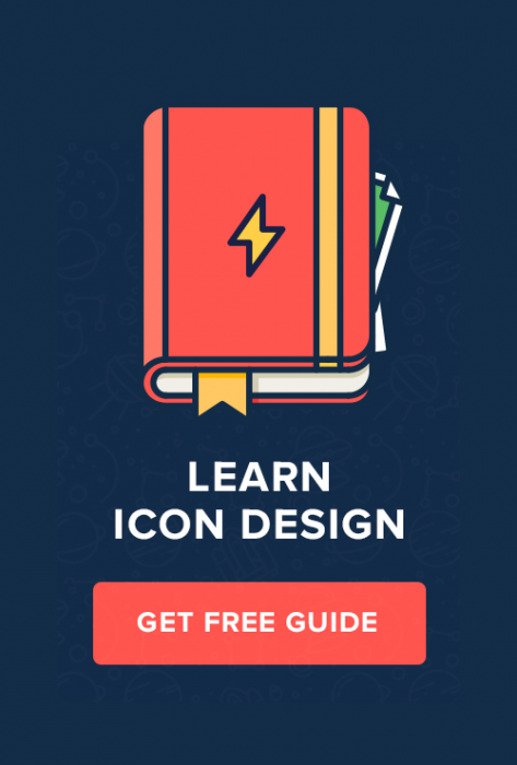 icon design guide - UI Freebies