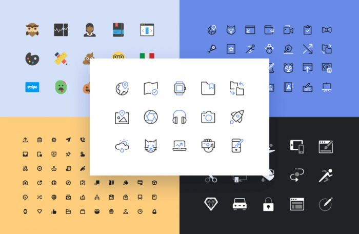 nucleo icons - UI Freebies