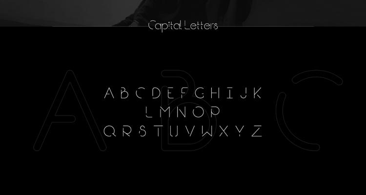 Break Typeface Free 3 - UI Freebies