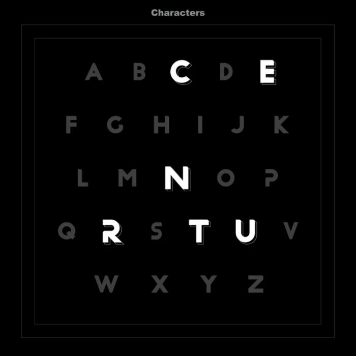 Current Typeface Free 2 - UI Freebies