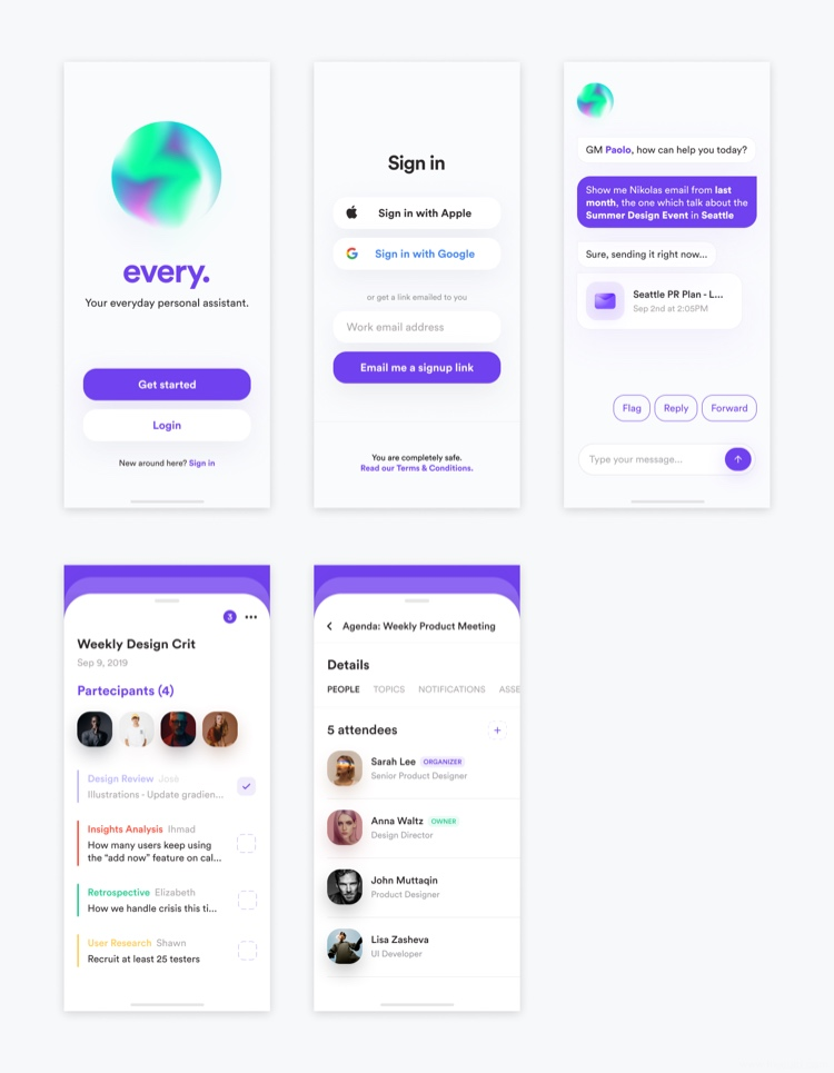 Free Every UI Kit Figma - UI Freebies