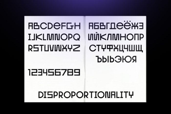 Miratrix Font Free 2 - UI Freebies