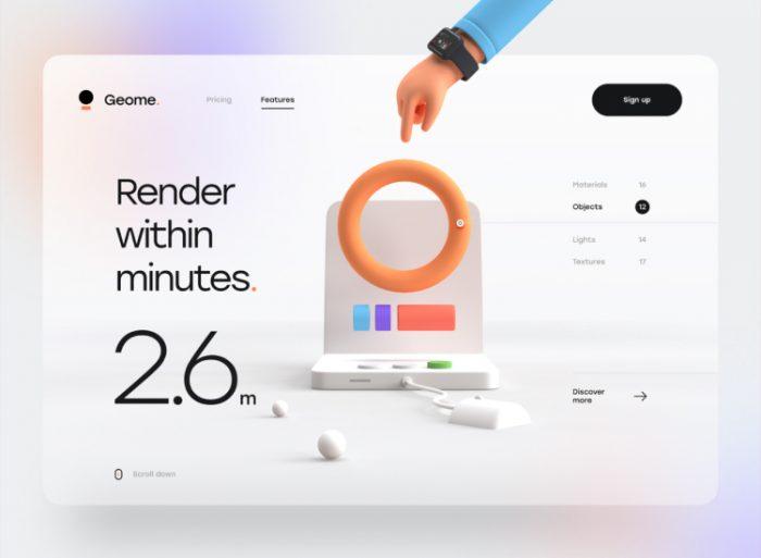 UI design trends in 2021 12 - UI Freebies