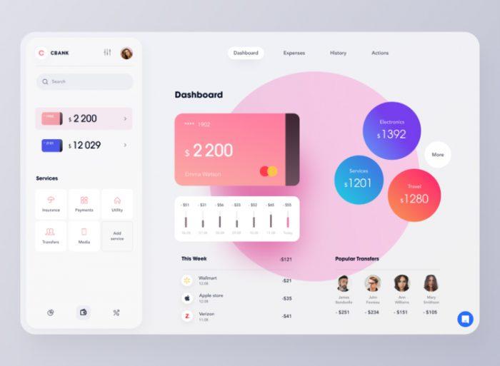 UI design trends in 2021 29 - UI Freebies