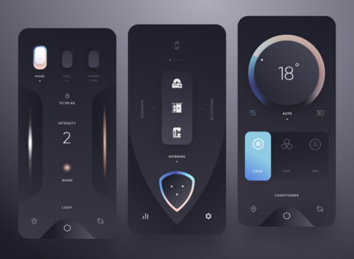 UI design trends in 2021 33 - UI Freebies