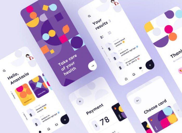 UI design trends in 2021 9 - UI Freebies