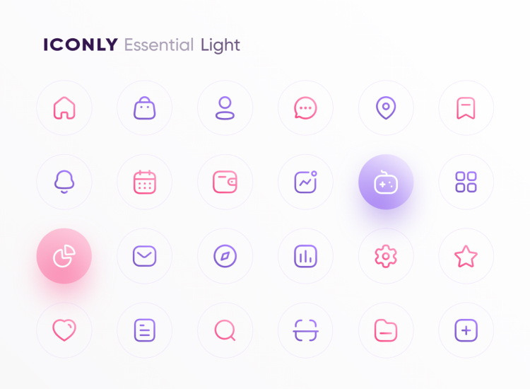 120 Essential Icons 2 - UI Freebies