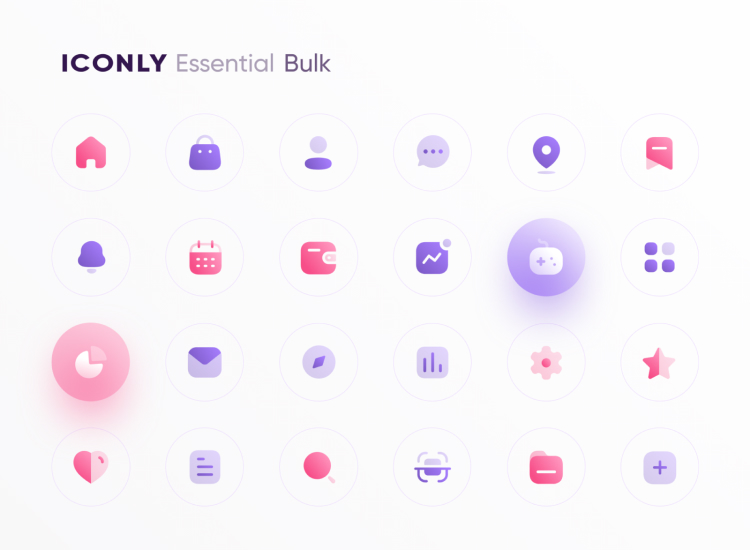 120 Essential Icons 3 - UI Freebies