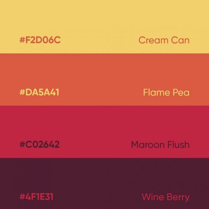 42 color palettes inspiration 13 1024x1024 1 - UI Freebies
