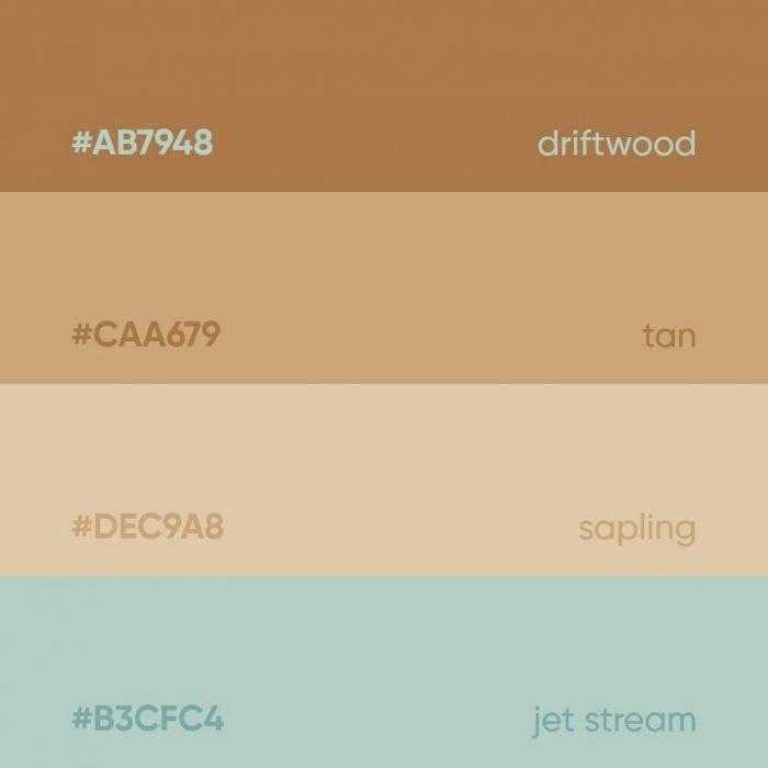 42 color palettes inspiration 17 1024x1024 1 - UI Freebies
