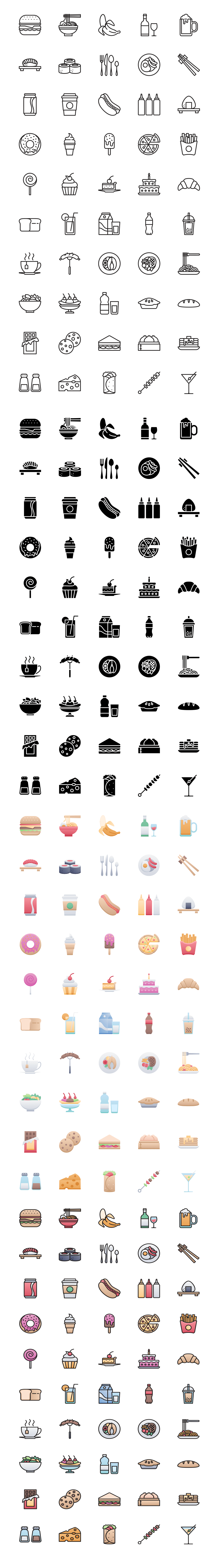 50 Food Drink Icons-2