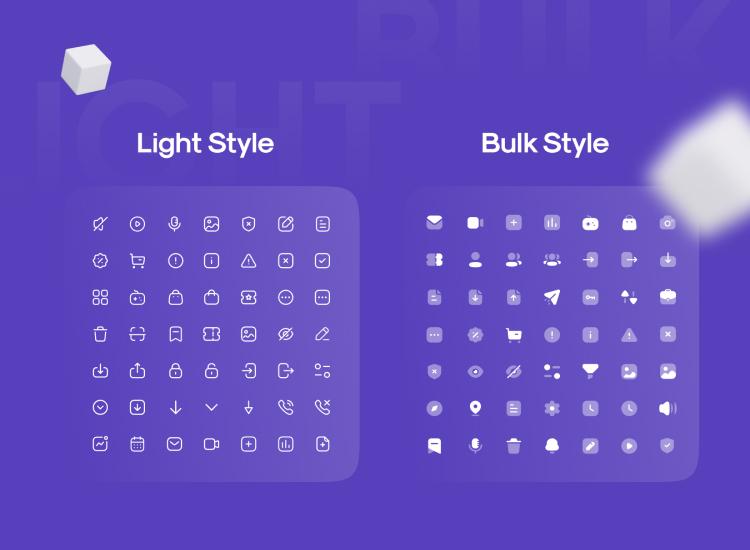 500 Essential Icons 3 - UI Freebies