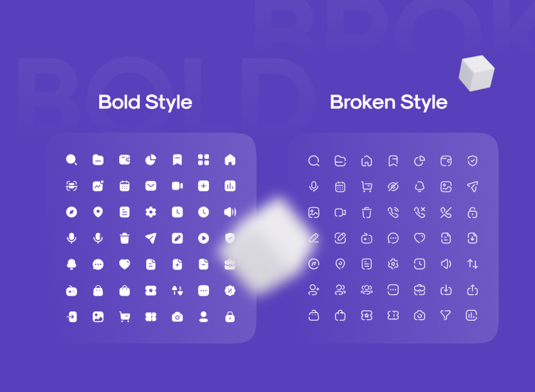 500 Essential Icons 5 - UI Freebies