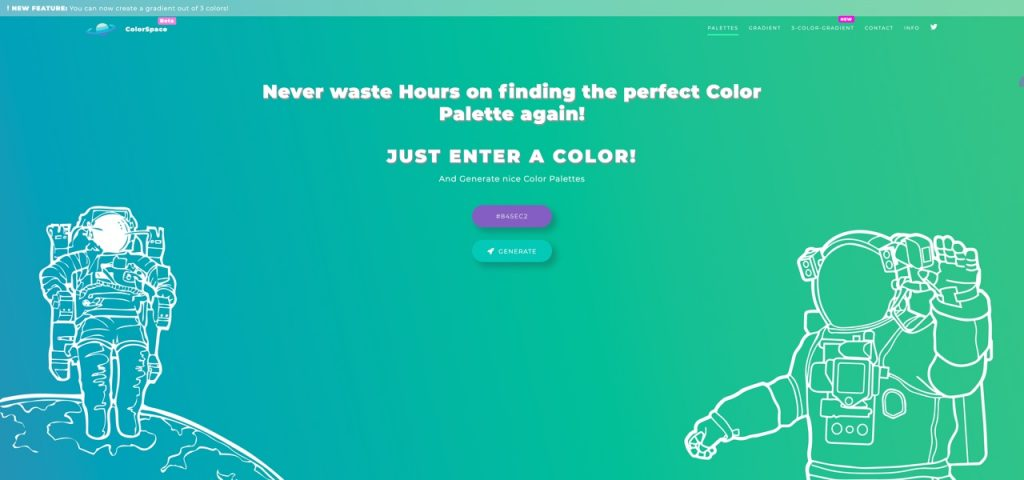 ColorSpace 1024x480 1 - UI Freebies