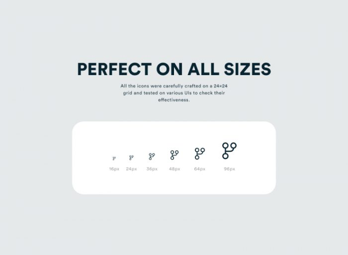 Developer Life XD Icons 2 - UI Freebies