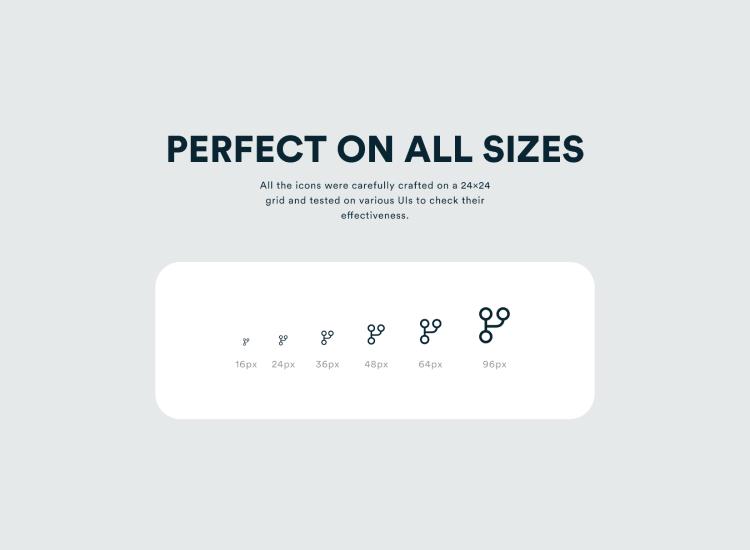 Free Developer Icons for Adobe XD - UI Freebies