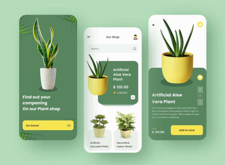 Greener Plant App Free