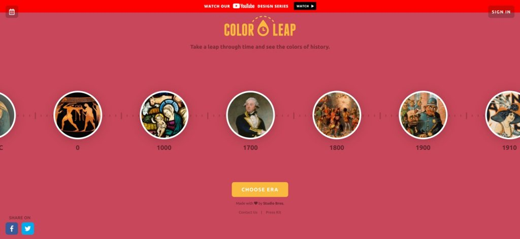 Best 20 Color Tools for Designer - UI Freebies