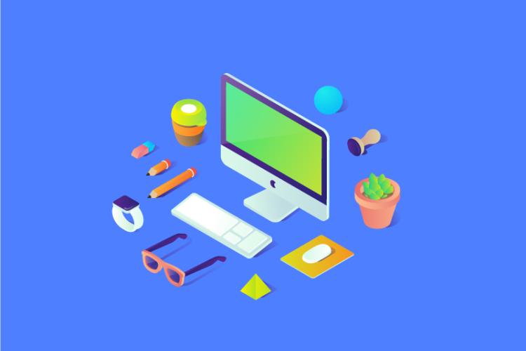 Isometric Illustrations 3 - UI Freebies