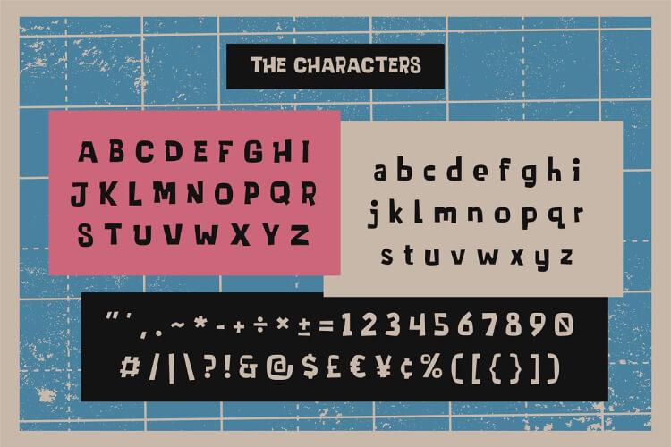 Milkie Wylkie Typeface 2 - UI Freebies